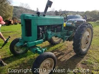 John Deere Model 40 Tractor