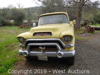 1956 GMC 3/4 Ton Truck