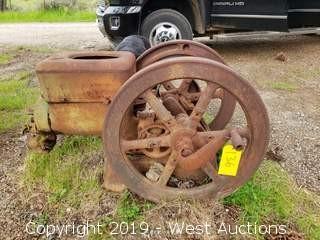 Vintage Six Horse Motor
