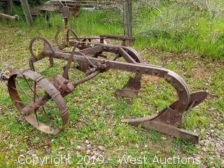 Vintage Farm Equipment
