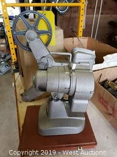 Keystone 8mm Movie Projector