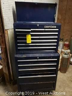 Craftsman Tool Rolling Cabinet