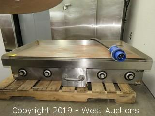 Vulcan Electric Griddle