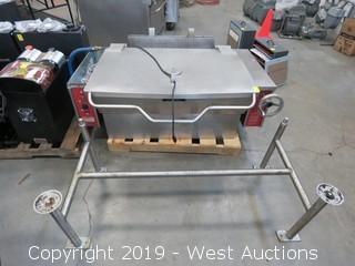 Blodgett BLT-40G Manual Tilt Braising Pan