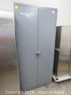 Dayton Supply Cabinet 3' x 2' x 7'H
