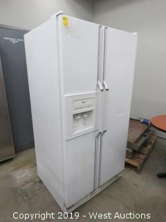 Whirlpool Refrigerator with Top Freezer