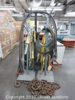 Rigging Contents: Chain Slings, Harnesses