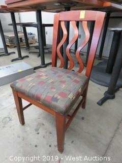 (2) Dining Chairs