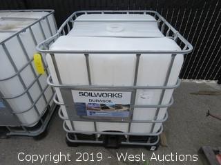 275 Gallon Forkliftable Tank