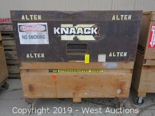 Knaack 89 Storagemaster Chest