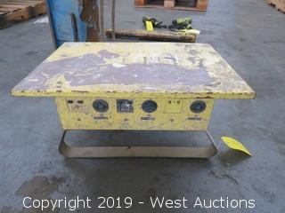 CEP 6506-G Power Distribution Box