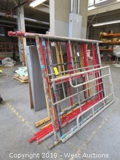 (11) Scaffolding Frames