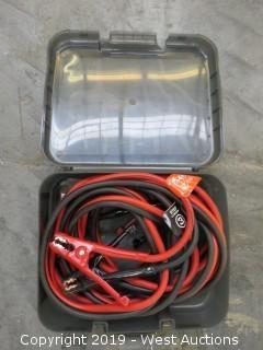 Husky 4 Gauge 20' Jumper Cables