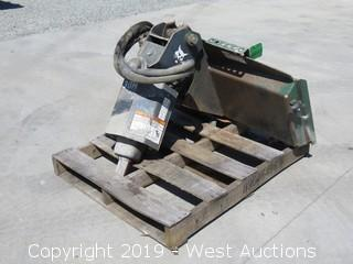 2008 Bobcat 30H Auger Attachment