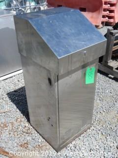 Strong-Box SB-16SS Stainless Storage Box