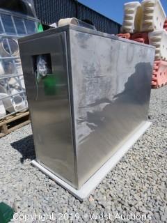 Strongbox SSBC-45AL Stainless Storage Box