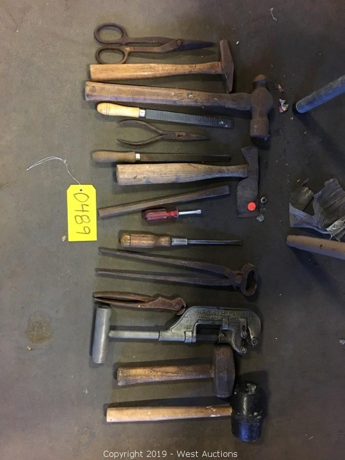 Online Auction of Demolition Tools, Scaffolding, and More in Alameda, CA