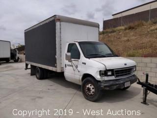 1995 Ford E-350 Diesel Box Van