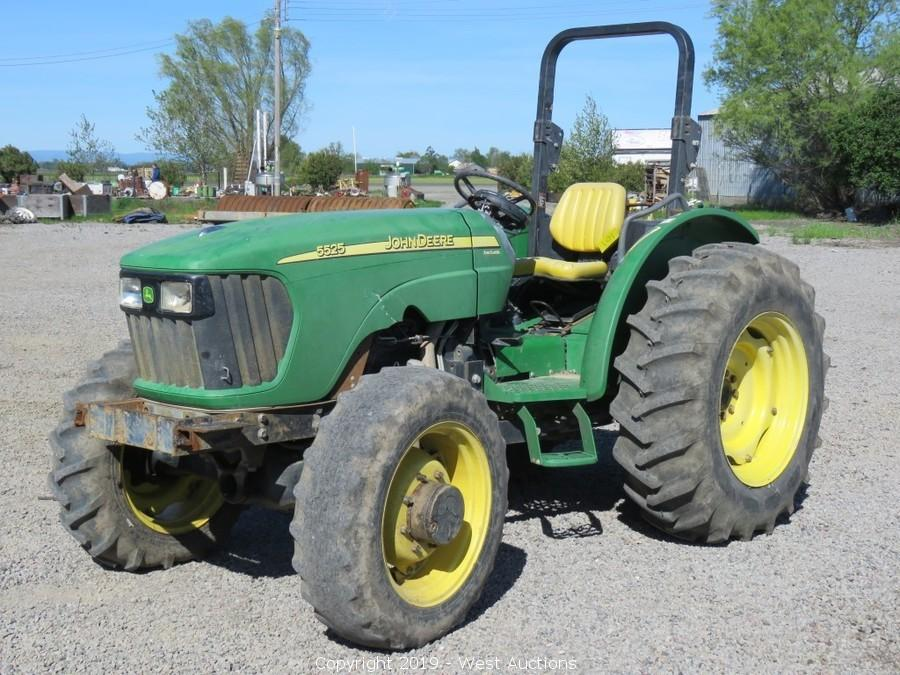 Online Auction of Farm Tractors, Harvesters, Trucks, Implements, and More