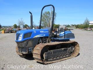 New Holland TK4060 Full Drive Crawler Tractor