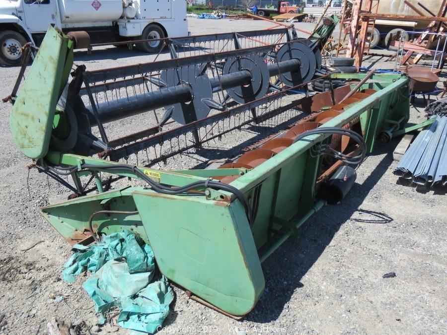 West Auctions - Auction: Online Auction of Farm Tractors, Harvesters