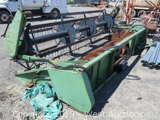 John Deere 18' Rice Combine Head