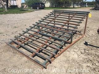 "Steel Rack 91""x60"""