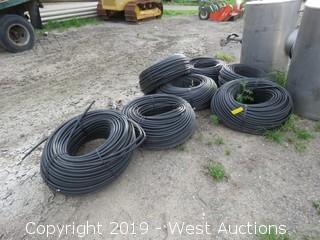 "(7) Rolls Of Netafim 3/4"" Drip Line"