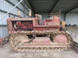 International Harvester TD18A Crawler Tractor