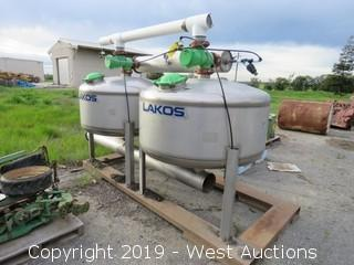 (2) Lakos Irrigation Tanks