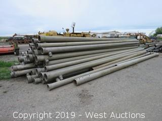(45+) Aluminum Irrigation Pipes