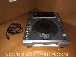 Pioneer CDJ-850 Multi Player Turntable
