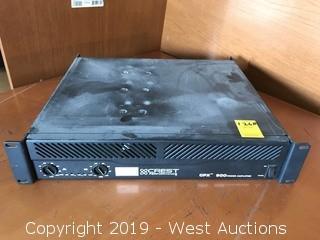 Crest CPX 900 Power Amplifier