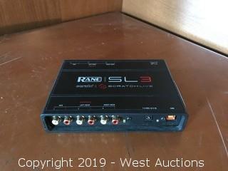 Rane SL3 3-Channel Audio Interface