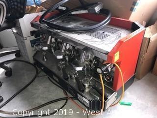 La Pavoni P6S3 Commercial Espresso Machine