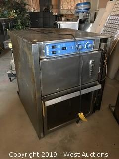 Imperial Stainless Steel Oven