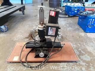 Miniture Benchtop Milling Machine (Used For Jewelry)