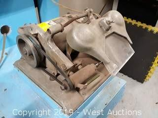 Hi-Speed Grinder Model 5A With Miniture Dust Collector