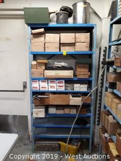 Full Rack: Jewers Tooling, Electrical Parts, And More