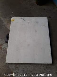 6' Portable Folding Table