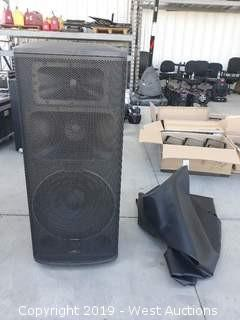 "PRX535 3-Way 15"" Powered Speaker"
