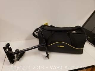 Glidrcam HD-2000 with Carry Case