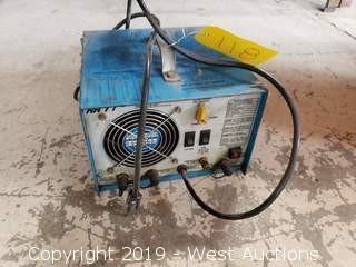 RR T i Refrigerant Recovery Unit Model: RRU30