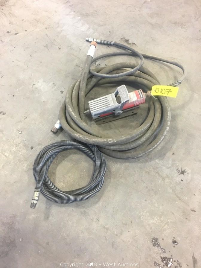 Online Auction of Construction Tools and Equipment in Alameda, CA