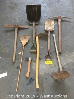 (8) Assorted Tool Kit
