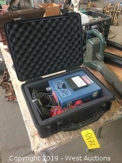 Oxygen Meter With Pelican Case