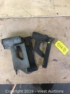 (2) Staple Guns