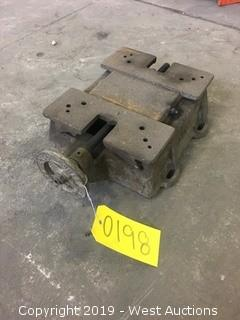 Turntable For Drill-press Or Mill