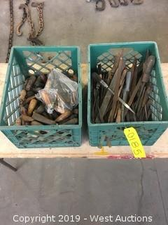 Assorted Files And File Handles