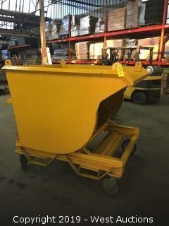 Side Loading Dumping Hopper
